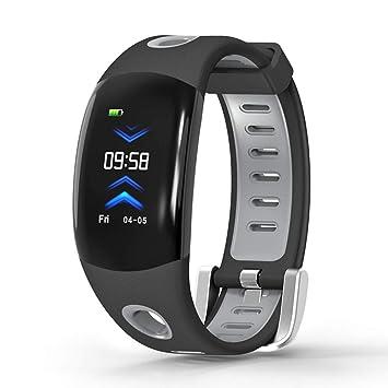 Cebbay Reloj Inteligente Monitor de Ritmo cardíaco de presión Arterial Reloj Deportivo Pulsera Inteligente Reloj electronico Reloj de Hombre Reloj led: ...