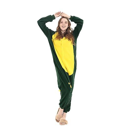 SXSHYUCO Invierno Animal Pijamas Traje Disfraz de Halloween ...