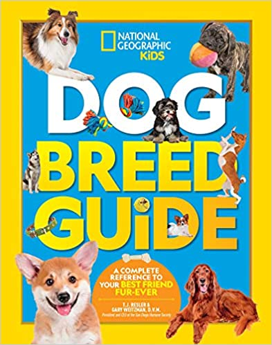 Dog Breed Guide: A complete reference to your best friend fur-ever Hardcover – September 3, 2019
