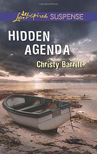 Hidden Agenda Love Inspired Suspense