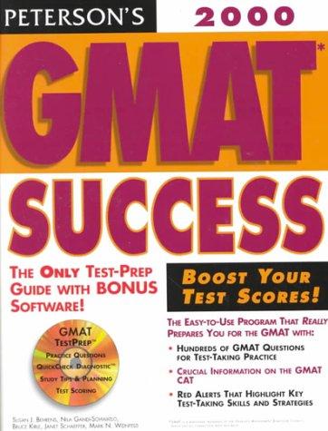 Graduate Test-Prep Set 2000