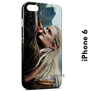 Carcasa Funda iPhone 6 Legolas The Lord of Rings Protectora Case Cover