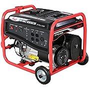 Rosewill 3300 Running Watts / 3850 Starting Watts / 7.5 HP, Gas powered Portable Generator with Wheel Kit, RTPG...