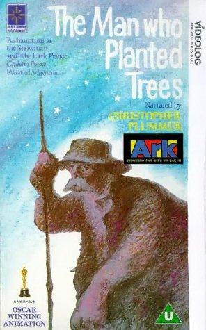 L' Homme qui plantait des arbres [VHS]