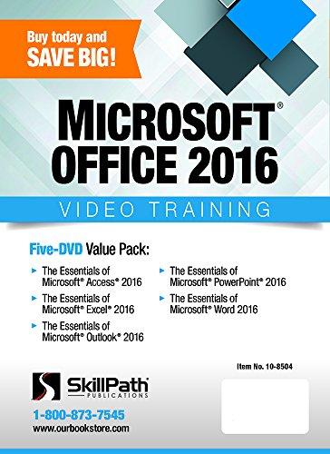 Microsoft Office 2016 Essentials Bundle