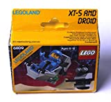 LEGO Legoland #6809 XT-5 AND DROID Set (Legoland Space Systems)