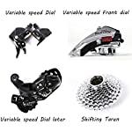 WJH-26-Pollici-per-Adulti-Mountain-Bike-Una-variabile-Ruota-off-Road-velocit-Uomini-e-Donne-Biciclette