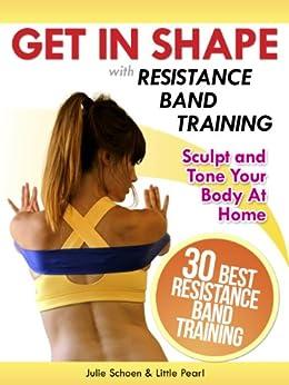 Get Shape Resistance Band Training ebook product image