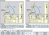 Sugatsune, Lamp HDS-20HL/BLK and HDS-20HR/BLK Lid