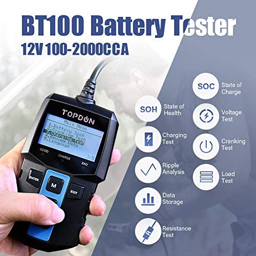 ECU Coding Autel Scanner MK908P 25 Service Functions Active Test BT100 Battery Tester Upgraded MS908P MaxiSys Pro Automotive Diagnostic Tool MK908P with J2534 Reprogramming