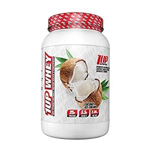 Amazon.com: 1UP Nutrition - Whey Protein, 100% Hydrolyzed Whey Protein Isolate Concentrate