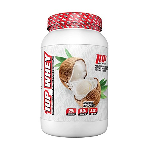 1UP Nutrition – Whey Protein, 100% Hydrolyzed Whey Protein Isolate Concentrate (Coconut Ice Cream) For Sale