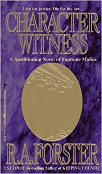 Book Character Witness