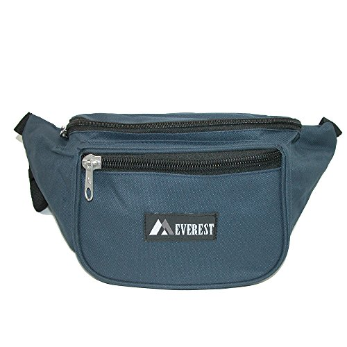 Belly Tractor - Everest Unisex Large Size Fanny Waist Pack, Navy, one size