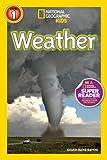 National Geographic Readers: Weather, Kristin Baird Rattini, 1426313497