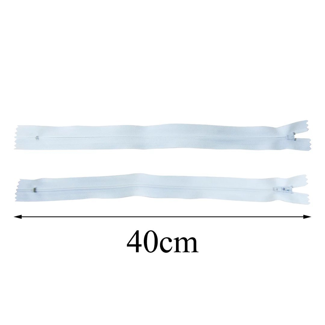 E-Goal 39 Farbe 20cm Schneider N/ähen Nylon Spule geschlossene Reissverschluss