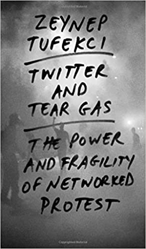 amazon twitter and tear gas the power and fragility of networked