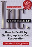 Inc. Yourself, Judith H. McQuown, 1564146111