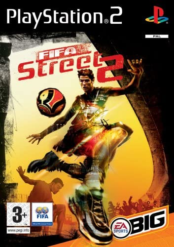 Fifa Street 2 (PS2): Amazon.co.uk: PC & Video Games