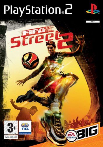 Fifa Street 2 (PS2)