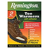 Remington Toe Warmers- Box of 240 Individually Packaged Pairs