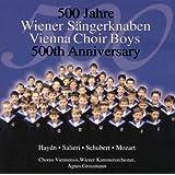 500th Anniversary of the Vienna Boys' Choir