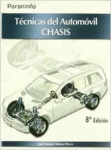 TECNICAS AUTOMOVIL CHASIS (NUEVO): Varios: 9788497326612