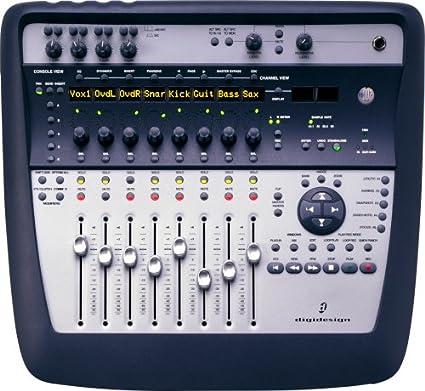 Audio For Video Consumer Electronics Cheap Sale Digidesign Mx001 Computer Recording System Für Mac