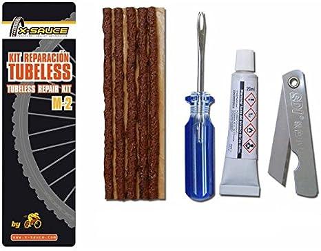 X-Sauce, Kit mechas M-1, Grande: Amazon.es: Deportes y aire libre