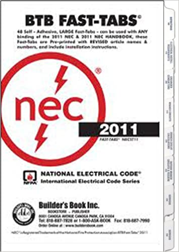 2011 national electrical code fast tabs for softcover spiral 2011 national electrical code fast tabs for softcover spiral looseleaf and handbook builders book 9781622709502 amazon books fandeluxe Gallery
