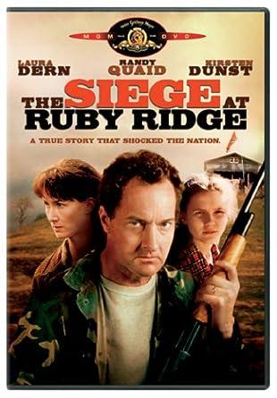 Amazon The Siege At Ruby Ridge Laura Dern Randy Quaid