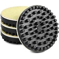 4 szt. gumowe podkładki pod nóżki z izolacją gramofonową gramofon odtwarzacz reduktor wibracji
