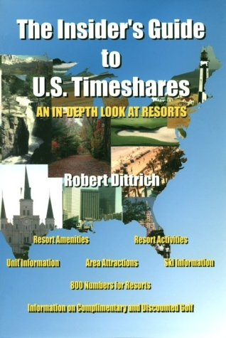 The Insider's Guide to U.S. Timeshares (635 resorts) (0967663105 5721747) photo
