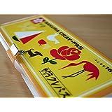 【ひらがな / カタカナ名入れ】マイネーム入り サクラ ソフトケース・クレパス太巻 16色 LP16RSname
