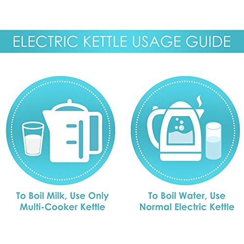 Prestige Electric Kettle PKSS (1350 watts) 1.0Ltr – Stainless Steel