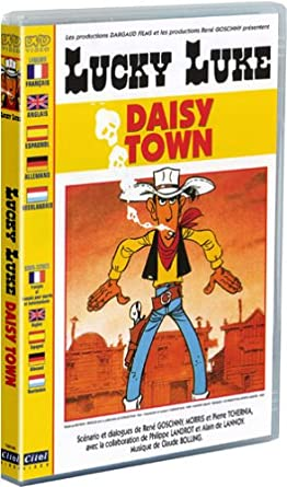 Vignette du document Lucky Luke. Daisy Town