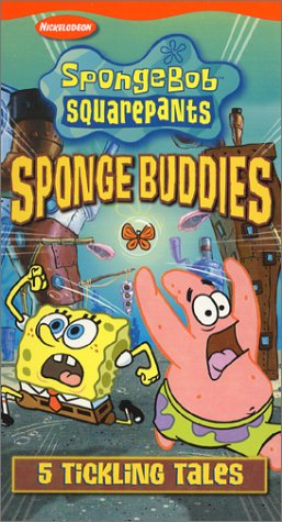 Price comparison product image Spongebob Squarepants - Sponge Buddies [VHS]