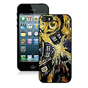 Genuine iPhone 5s Cover Case Doctor Who Protective Phone Case For iPhone 5S 121