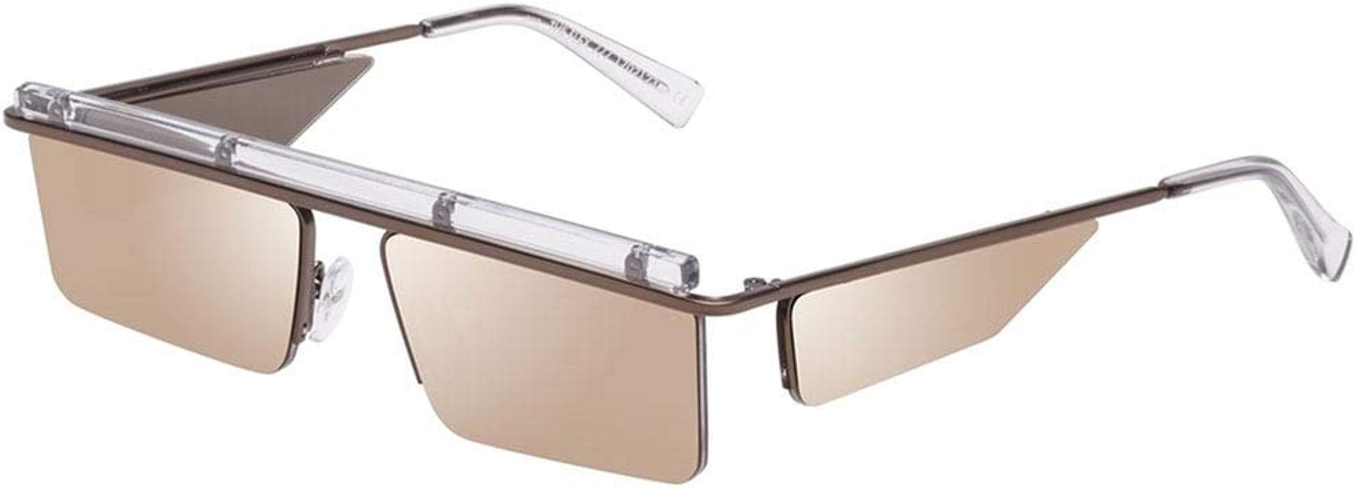 Le Specs las gafas de sol de flex Bronze única Talla: Amazon ...