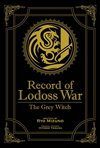 (Record of Lodoss War: The Grey Witch (Gold Edition))