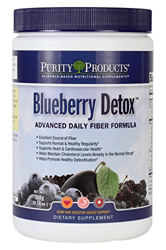 Blueberry Detox - 300g, from Purity Products