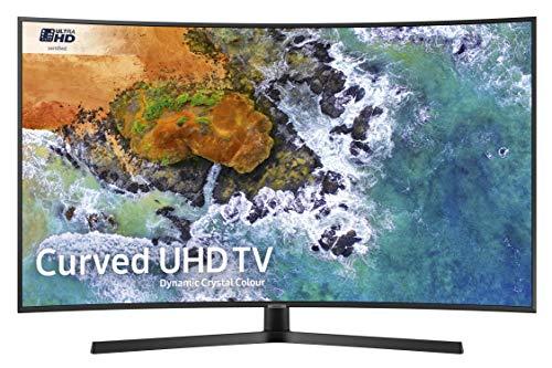 Samsung UE49NU7500 49-Inch Curved Dynamic Crystal Colour 4K Ultra HD...