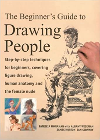 The Beginners Guide To Drawing People Step By Step Techniques For