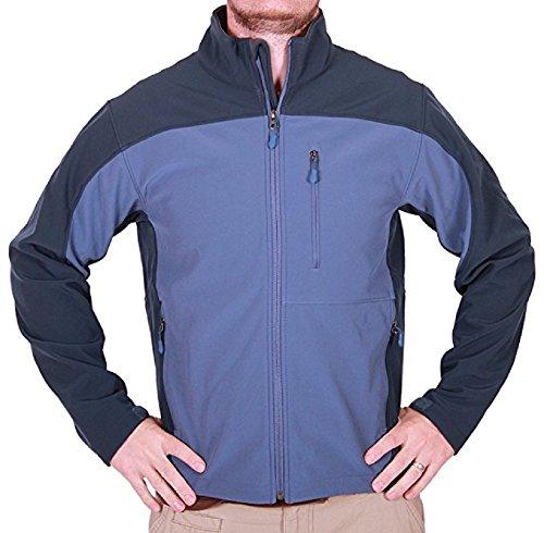 Kirkland Signature Mens 4 Way Stretch Softshell Jacket (Soft Stretch Jacket Shell)