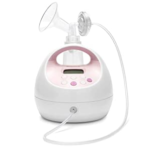 Spectra Baby USA S2 Double/Single Breast Pump, 3.3 Pound
