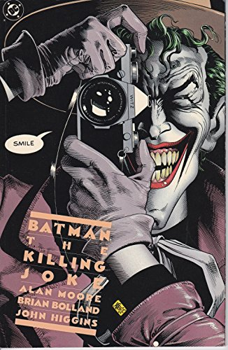 Batman the Killing Joke 4th Printing (Joke Killing Comic)
