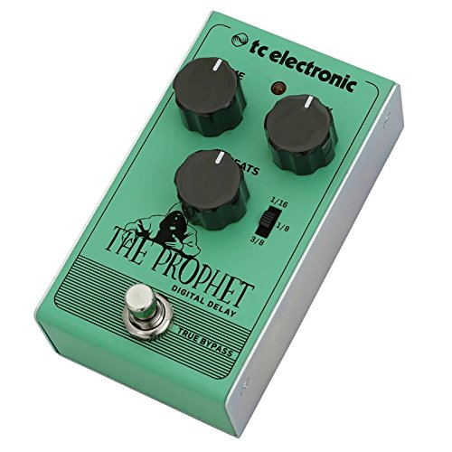 tc electronic The Prophet Digital Delay Studio Quality with Award-Winning...