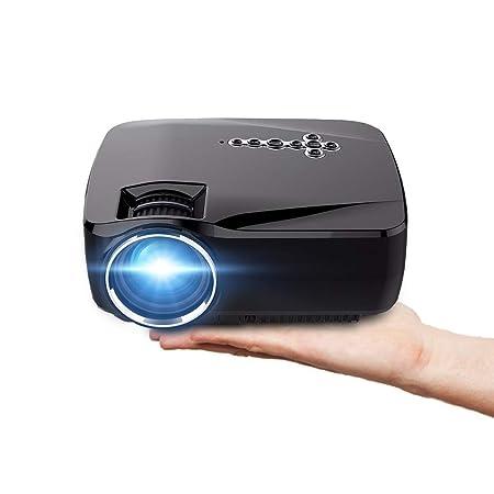 Juonjee Proyectores de Cine en casa proyector de Alta definición ...