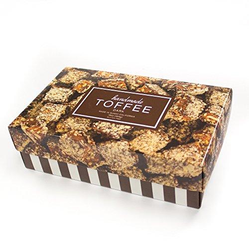 Dark Chocolate Toffee - Toffee Boutique Dark Chocolate, 16 Ounce