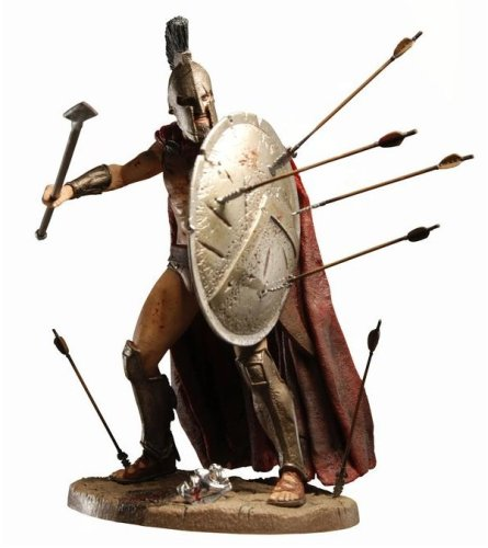 Frank Miller's 300: Movie King Leonidas SDCC Exclusive Action Figure